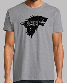 Mi Suegra Is Coming - Camiseta Hombre
