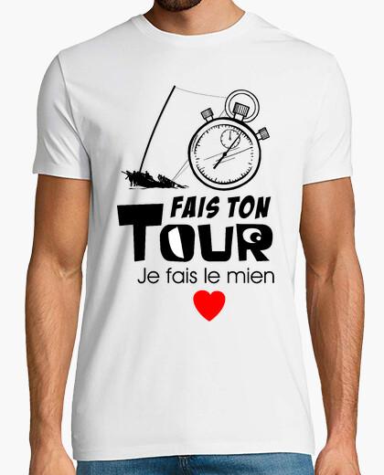 Camiseta mi torre (crono)