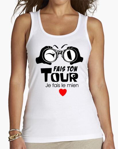Camiseta mi torre (espectador)