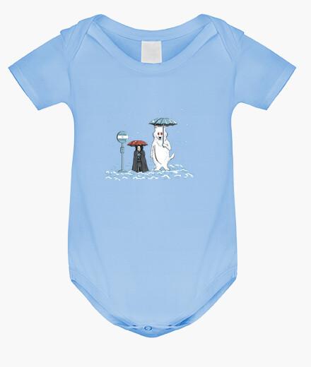 Ropa infantil Mi vecino Fantasma- Body bebé