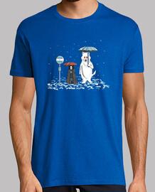 Mi vecino Fantasma- Camiseta hombre