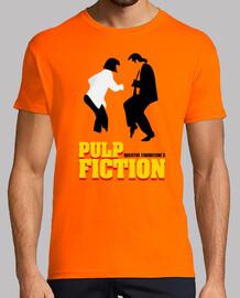 Mia Wallace y Vincent Vega - Baile (Pulp Fiction)