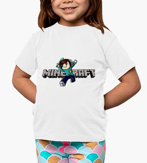 Ropa infantil MiAnnn Minecraft