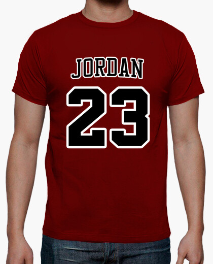 T-shirt michael jordan - chicago bulls