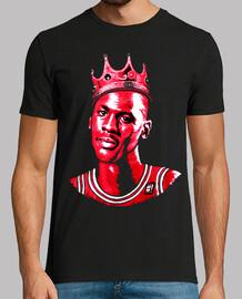 Michael Jordan - the king