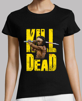 michonne kill dead