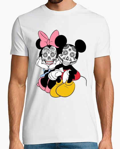 Camiseta Mickey and Minnie