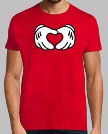 Mickey Mouse - Corazón