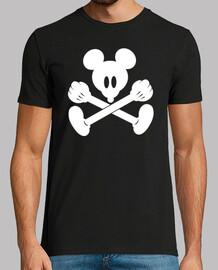 Mickey Mouse - Drapeau de Pirate