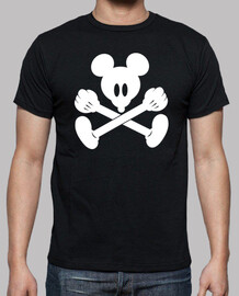 Mickey Mouse - Pirate Flag