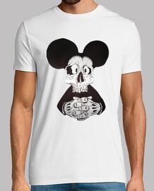 Mickey Mouse Calavera