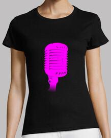 microphone rose