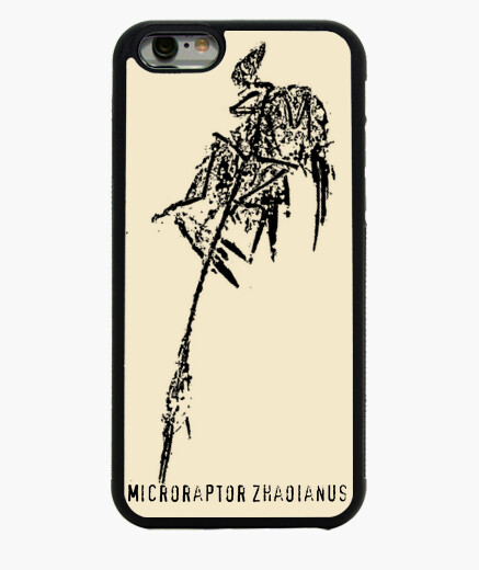 Funda iPhone 6 Microraptor funda