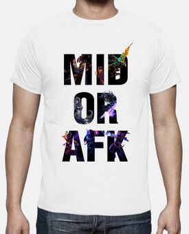 MID OR AFK - League Of Legends - LOL