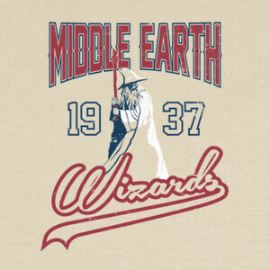 Camisetas Middle Earth Wizards