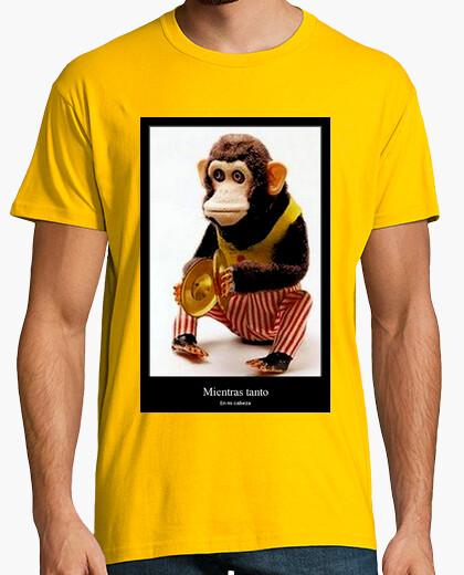 Camiseta Mientras tanto en tu cerebro...
