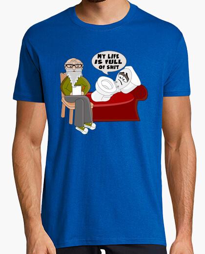 Tee-shirt mier ..... cooltee vie. disponible uniquement en latostadora