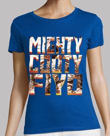 Mighty Cooty Fiyo - mujer