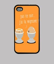 Migraine - Coque iPhone