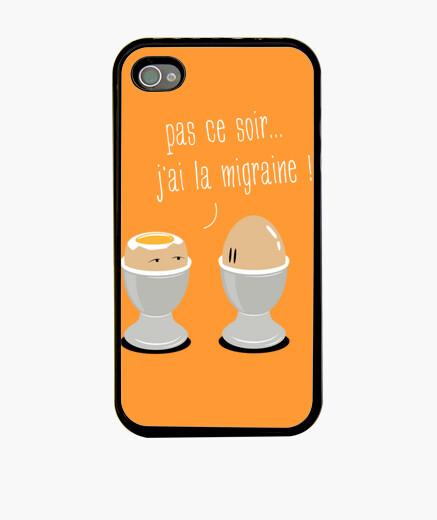 Funda iPhone Migraña - iphone