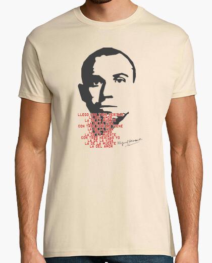Camiseta MIGUEL HERNANDEZ