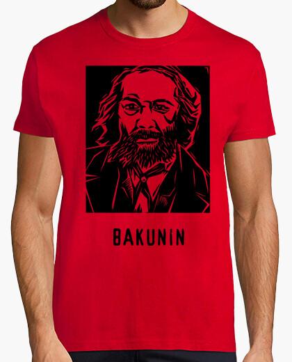 Camiseta Mijail Bakunin, padre del anarquismo