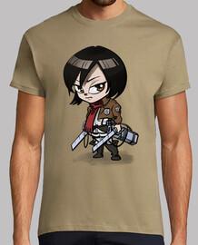 mikasa akerman t-shirt