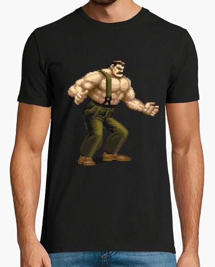 Mike haggar - final fight t-shirt