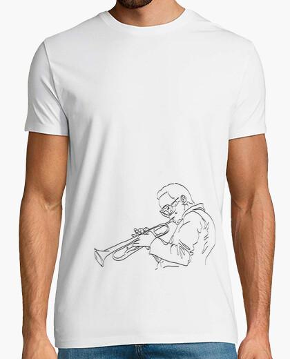 T-shirt miles davis