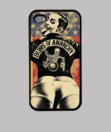 Miley mad magazine Iphone 4