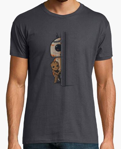 T-shirt Milgiori amici della galassia