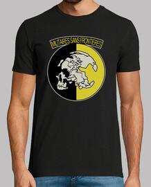 MIlitaires Sans Frontieres Logo (Personalizable)