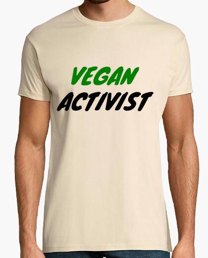 revendeur 7f57b b70de Tee-shirt militant végétalien