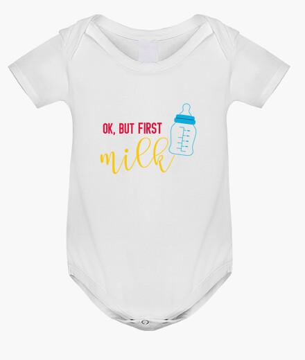 Ropa infantil Milk