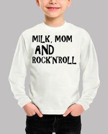 milk, mom and rock'n'roll / bab
