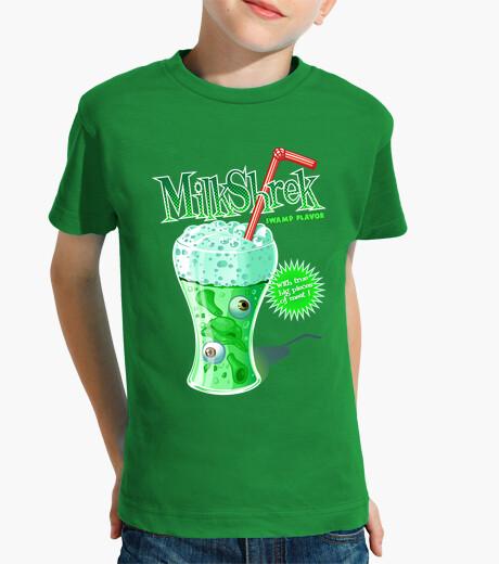 Abbigliamento bambino milk shrek