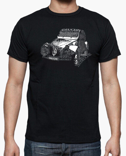 Milky savoy, 2cv t-shirt