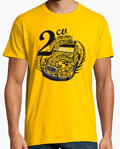 Milky savoy 2cv tatoo t-shirt