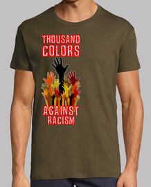 mille couleurs contre le racisme
