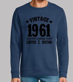 millésime 1961 et toujours beau limi