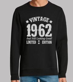 millésime 1962 et toujours beau limi