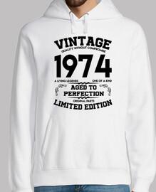 millésime 1974 âgé à la perfection orig