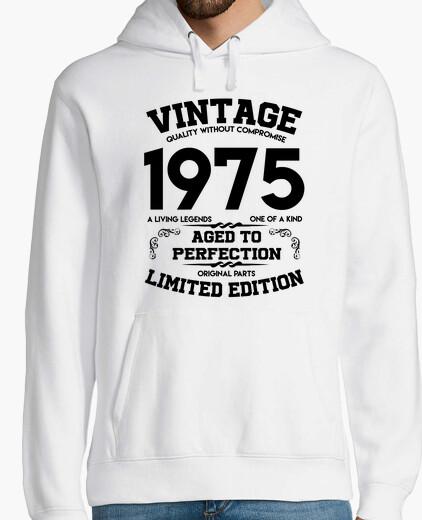 Sweat millésime 1975 vieilli à la perfection