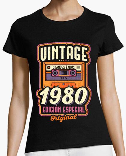 Tee-shirt Millésime 1980