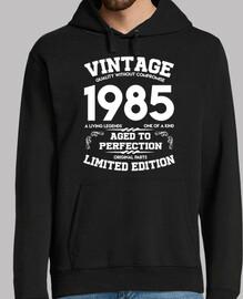 millésime 1985 vieilli à la perfection