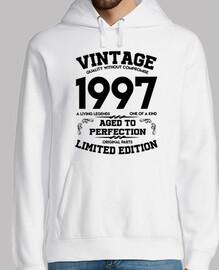 millésime 1997 vieilli à la perfection