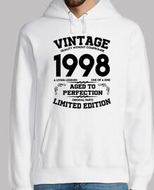 millésime 1998 vieilli à la perfection