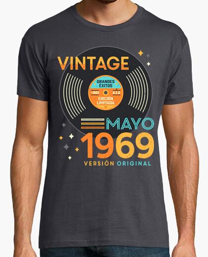 Tee-shirt millésime mai 1969