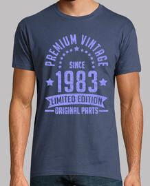 millésime premium depuis 1983 partie originale