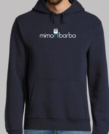 mimomibarba on white